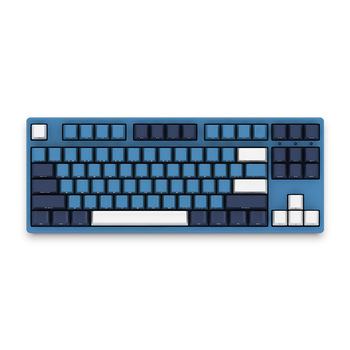 3087SP Ocean Star Spēļu Tastatūra 87Key Tipa C Vadu Cherry MX Slēdzis PBT Keycaps par AKKO Mechanical Gaming Keyboard PC Klēpjdators